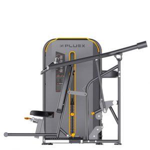Máy đẩy vai Plus X J200A - 01