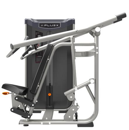 Máy đẩy vai Plus X J300 - 04