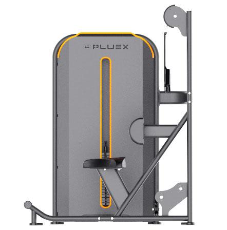 Máy tập bụng Plus X J200 - 02