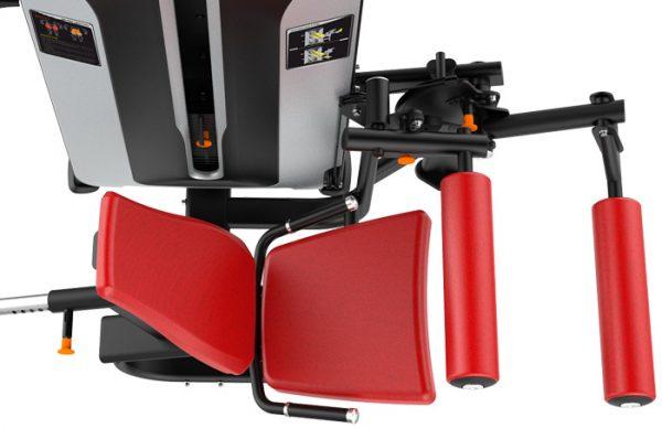 Máy ngồi móc đùi sau Plus X J400 - 11