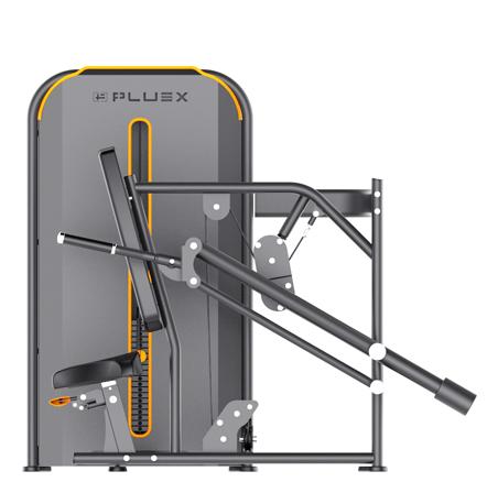Máy tập tay sau Plus X J200 - 06