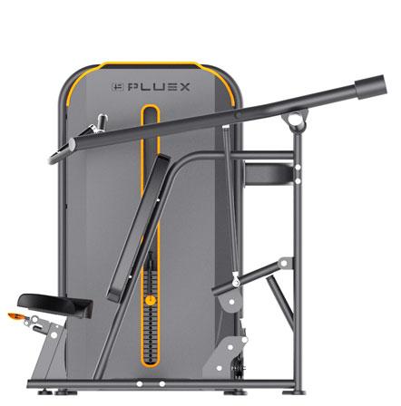 Máy đẩy vai Plus X J200 - 04