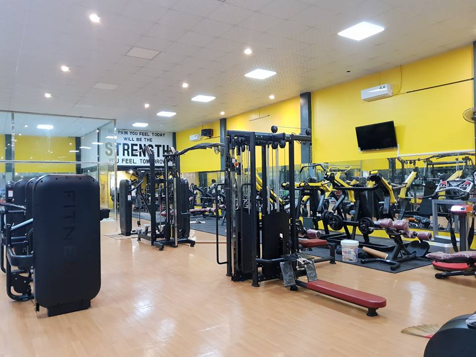 tư vấn thiết kế phòng tập gym
