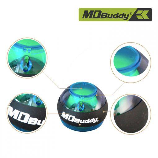 Bóng tập luyện cổ tay Power Ball MDBuddy MD1118