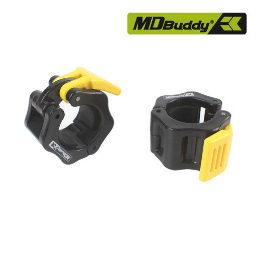 Bộ 2 khóa tạ nhựa Olympic MDBuddy MD4040 (1 cặp)