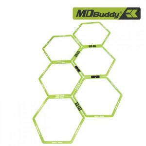 Bộ 6 vòng đa năng tập luyện đôi chân MDBuddy MD1375