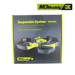 Bộ dây tập thể lực đa năng Suspension MD1361