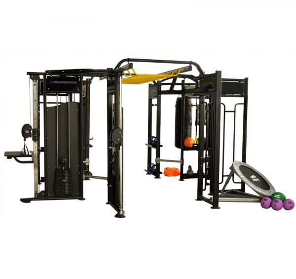 Dàn tập đa năng 360 (360 Functional Trainer) JiLang 7518