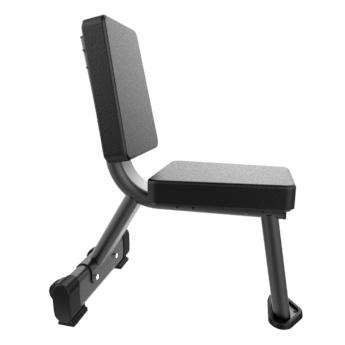 Ghế đơn ngồi tập tạ tay Plus X J300 - 38