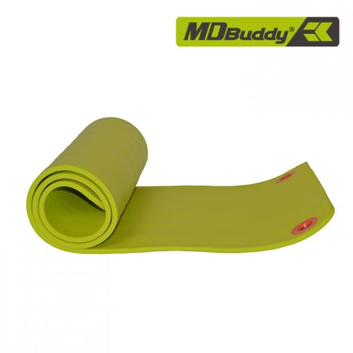 Thảm tập Yoga chất liệu NBR cao cấp MDBuddy MD9004