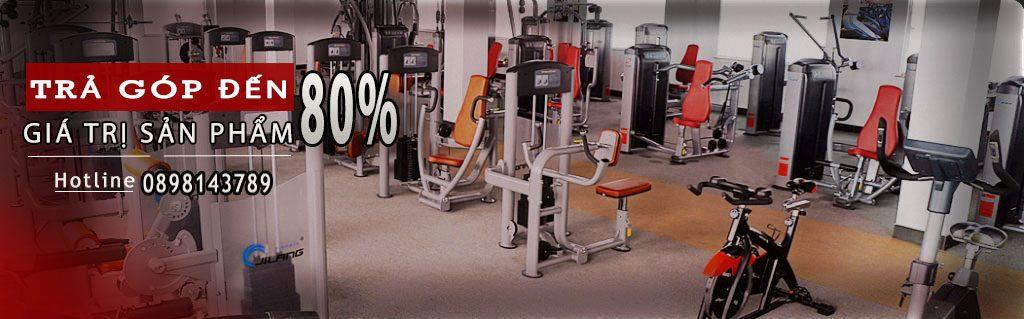 máy tập gym