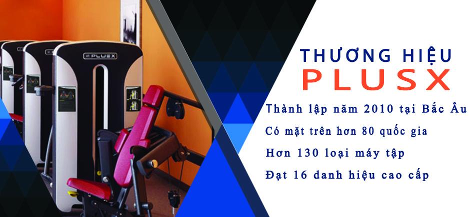 Máy tập gym Plusx