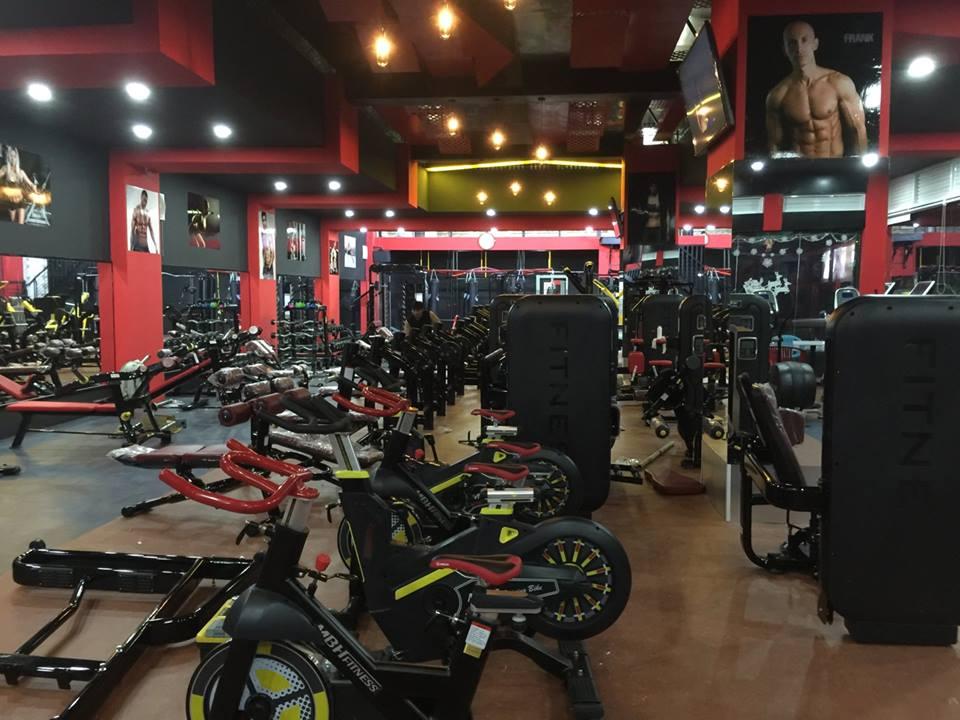 tư vấn thiết kế phòng gym